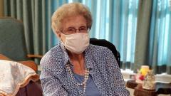 107歳女性、新型コロナから回復 米