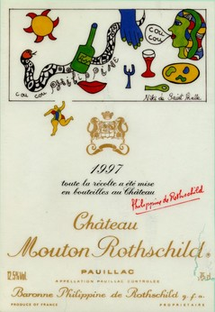Ch. Mouton Rothschild 1997