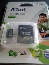 microSD Card 1G