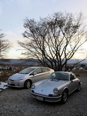 Prius & Porsche911