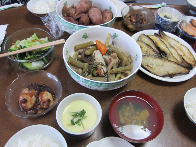 八戸郷土料理