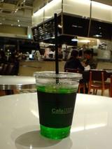 ソーダ@Cafe3310