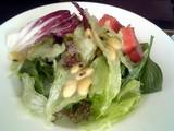 信州豆と葉野菜のサラダ