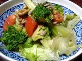 ブロッコリーが美味しいサラダ