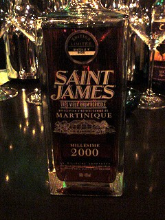 Saint James Millesime 2000