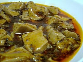四川麻婆豆腐(辛口)