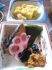 シャンドール和朝食@旭川グランドホテル