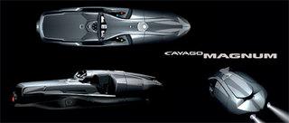 The Cayago Seabob