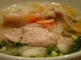 ハノイコースの鶏肉のフォー@ベトナムアリス南町田店