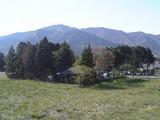 仙石原小道から見える