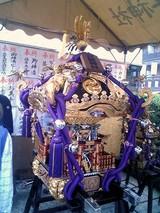 寶田恵比寿神社御神輿