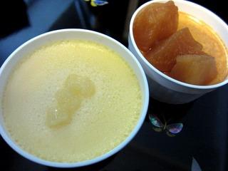 レモンとリンゴのブリュレ@鎌倉フェリーチェ