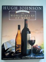 The World Atlas of Wine 4th Edition by Hugh Johnson