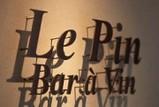 Le Pin Bar a Vin