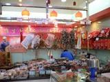 食肉売場@上海第二食品商店