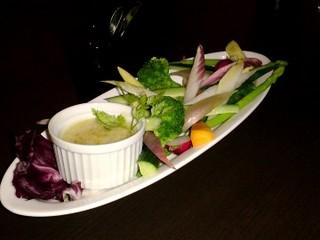 レイジのサラダ