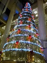 クリスマスツリー@ランドマーク