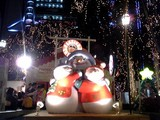 Snowmen in Santa's Town