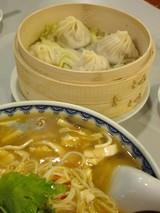 酸辣湯麺@北京飯店