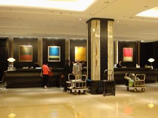 札幌グランドホテル・ロビー
