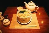 蝦ワンタン香港麺@糖朝