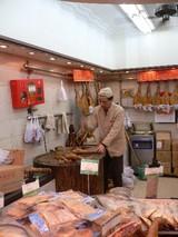 食肉売場@三陽南貨店