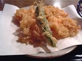 天ぷら@並木藪蕎麦