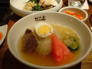 盛岡冷麺@ぴょんぴょん舎