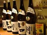 今夜の日本酒