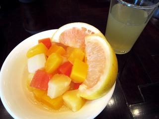 アドニスで朝食@旭川グランドホテル