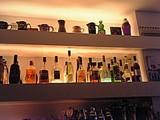 Counter View at Bar Rage