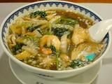 五目湯麺@北京飯店