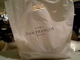 各種パン購入@ジャン・フランソワ