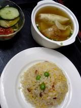 炒飯@上海豫園