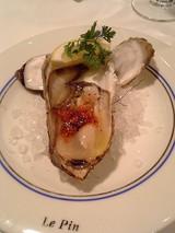北海道厚岸産生牡蠣@ルパン日比谷