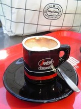 Caffè Macchiato @ Segafredo ZANETTI Hiroo
