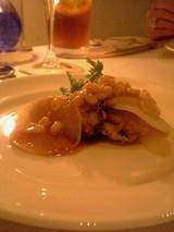 北海道厚岸産牡蠣のムニエル