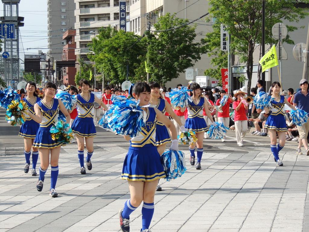 北海道音楽大行進