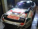 95年サファリラリー優勝車
