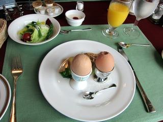 シャンドール洋朝食@旭川グランドホテル