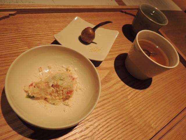 広島RIVA 瀬戸内の強度料理睦月 先附