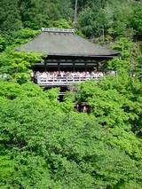 清水寺本堂舞台