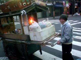 銀座並木通りの幸っちゃんラーメン