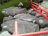 赤間神宮の石