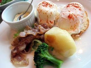 朝食はシャンドール@旭川グランドホテル