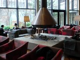 昼のリビングルーム@ハイアットリージェンシー箱根リゾート&スパ