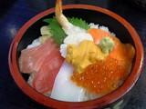 海鮮丼@はま蔵