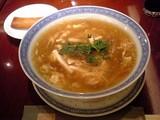 酸辣湯麺(サンラータンメン)@煌蘭丸の内店