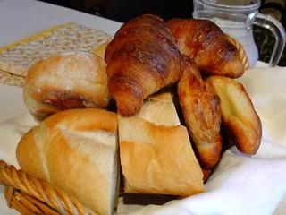オーミラドーの朝食