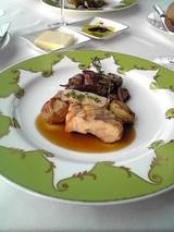 宮崎県産ハーブ豚のグリエ・ローズマリー風味@モナリザ丸の内